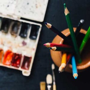 Art lessons with Artist Kara Elizabeth