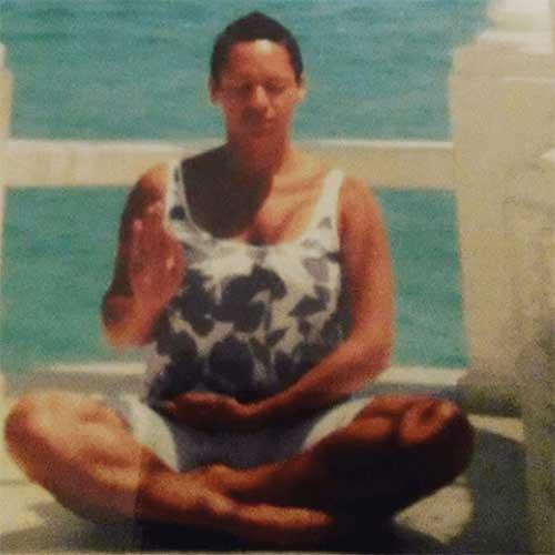 The Meditation - Artist Kara Elizabeth